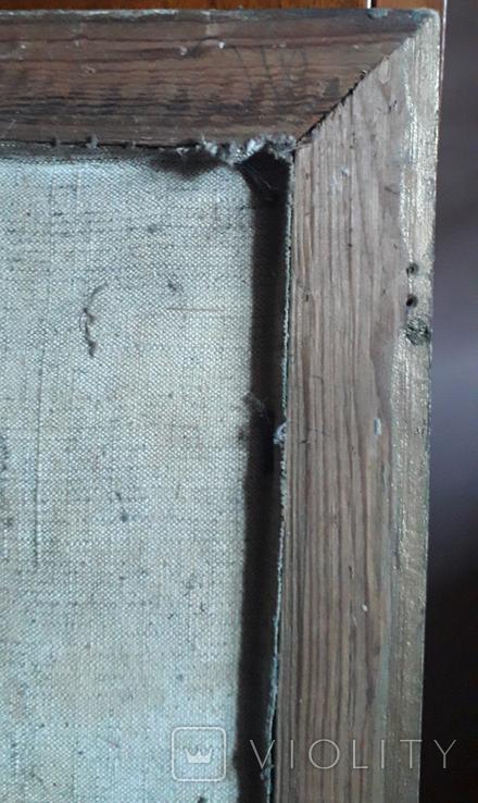 Красивая работа  неизвестного Закарпатского  мастера (80×55), фото №12