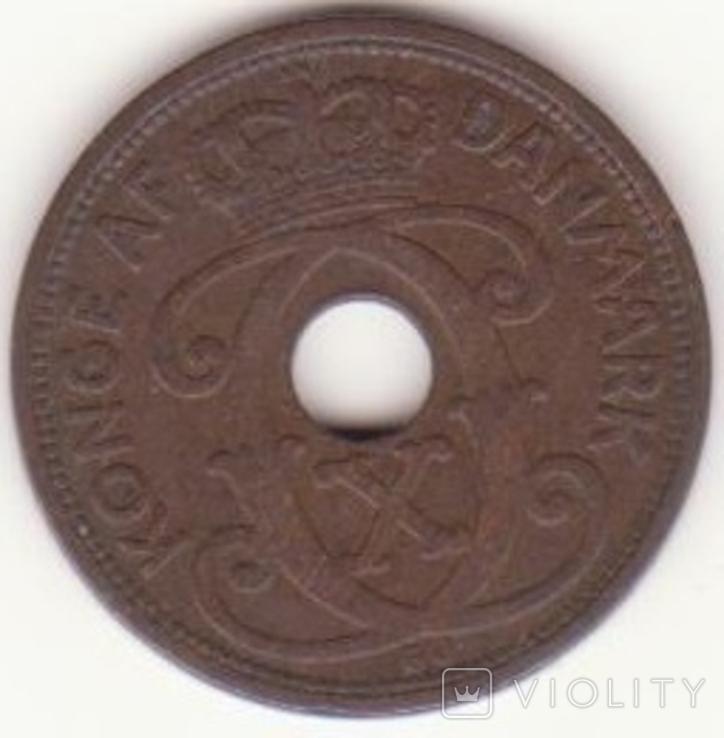 Дания 2 эре, 1929 (лот 139), фото №3
