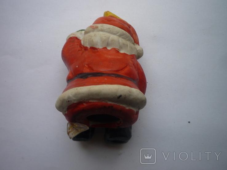 Игрушка на ёлку дед мороз германия, фото №6