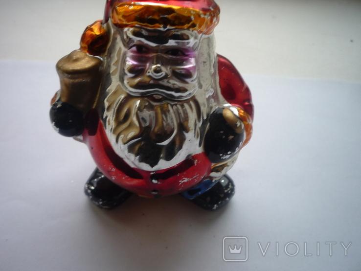 Игрушка под ёлку санта клаус германия, фото №2