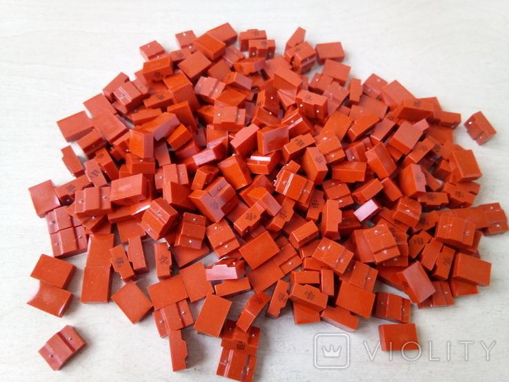 Конденсатори К10-17 пластмасса 400 грамм, фото №2