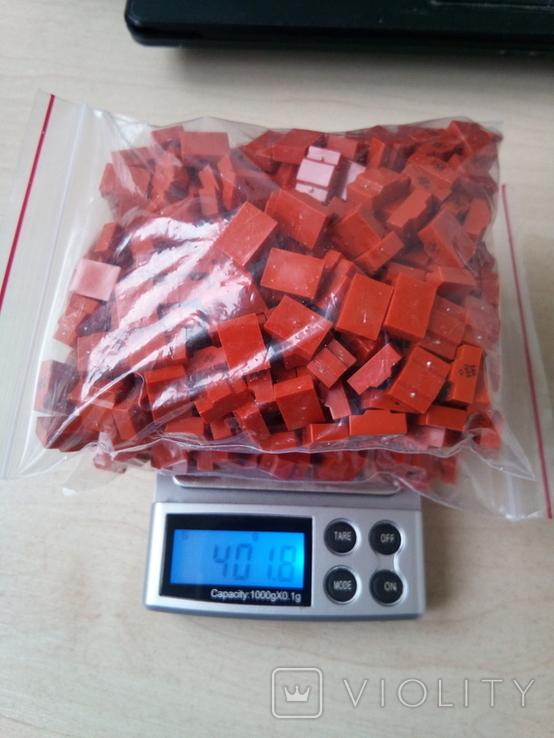 Конденсатори К10-17 пластмасса 400 грамм, фото №4