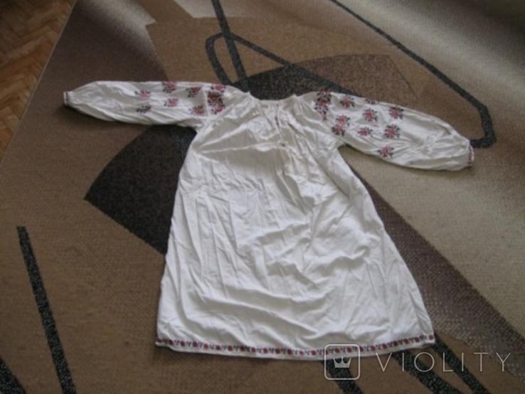 Сорочка лляна 1, фото №2