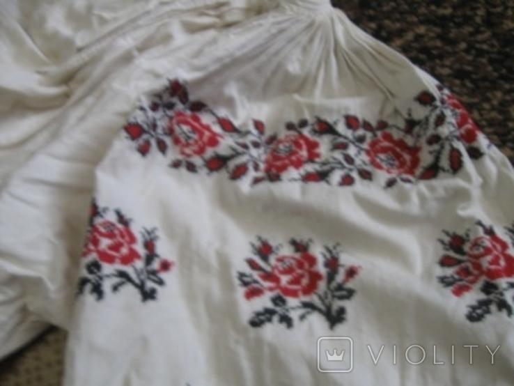 Сорочка лляна 1, фото №4