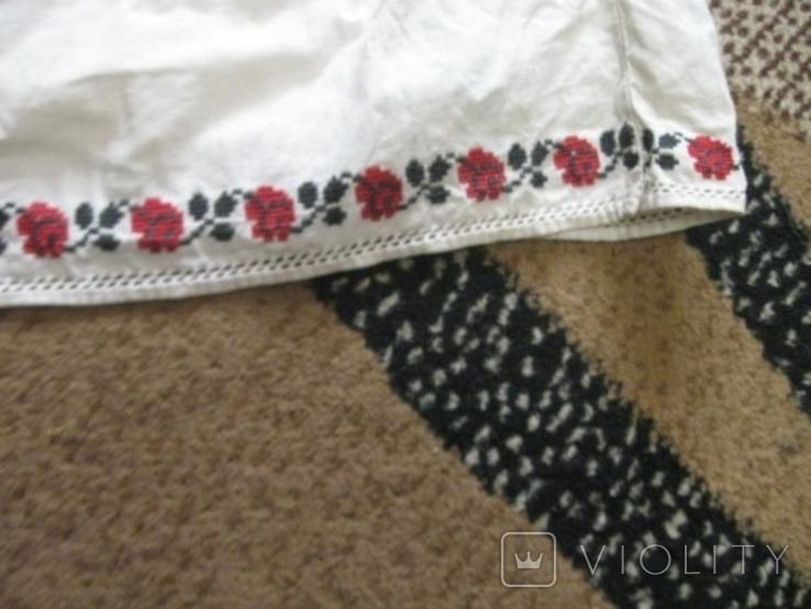Сорочка лляна 1, фото №8