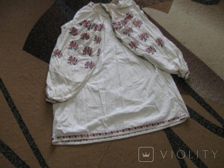 Сорочка лляна 1, фото №11