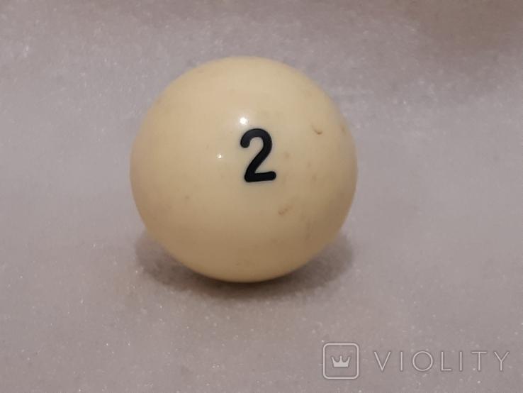 Бильярдный шар, фото №2