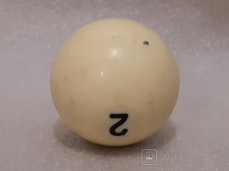 Бильярдный шар, фото №4