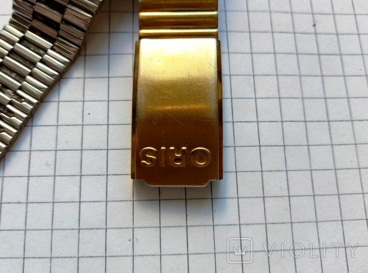 """Швейцарские наручные старые часы """"Орис"""" под ремонт - автоподзавод, фото №5"""