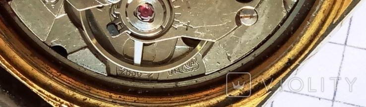 """Швейцарские наручные старые часы """"Орис"""" под ремонт - автоподзавод, фото №10"""
