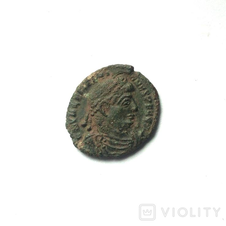 Валентиниан І - Виктория  ( 364 - 367 ) Siscia, фото №3