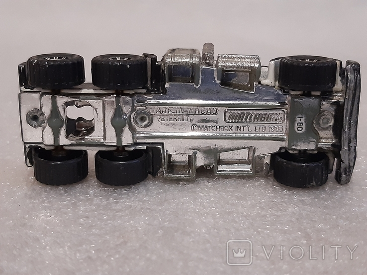 Трейлер Matchbox, 1981 г., фото №7