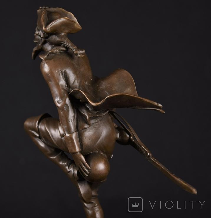 Фигурка Скульптура Барон Мюнхаузен Mnchhausen Franze, фото №6