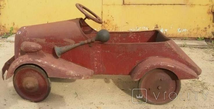 Педальная машинка ЗиС, фото №2