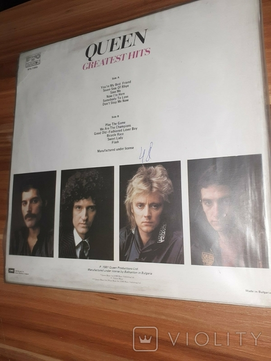 Queen. Greatest Hits., фото №5
