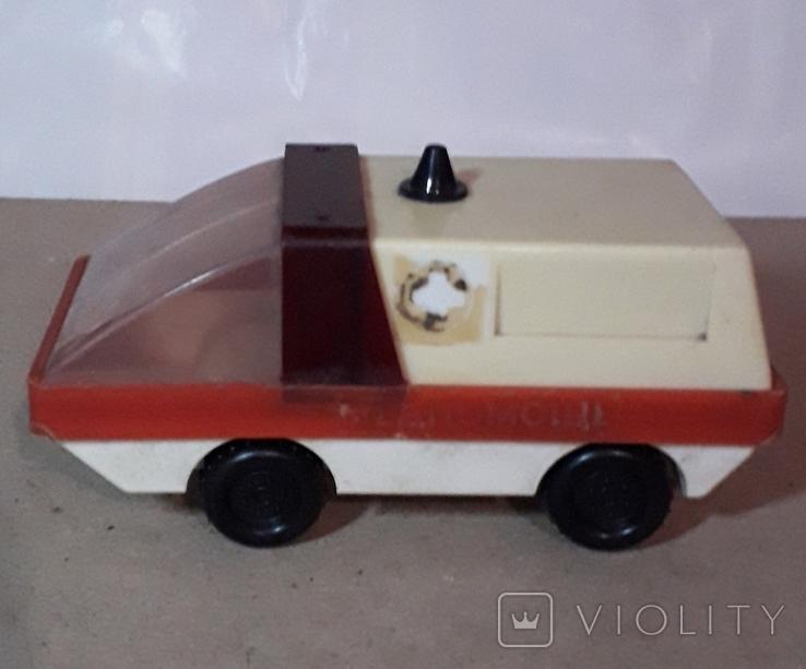 Машинка Медпомощь СССР 70-е годы, фото №2