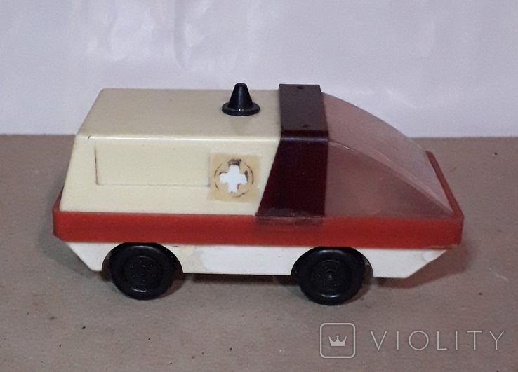 Машинка Медпомощь СССР 70-е годы, фото №4