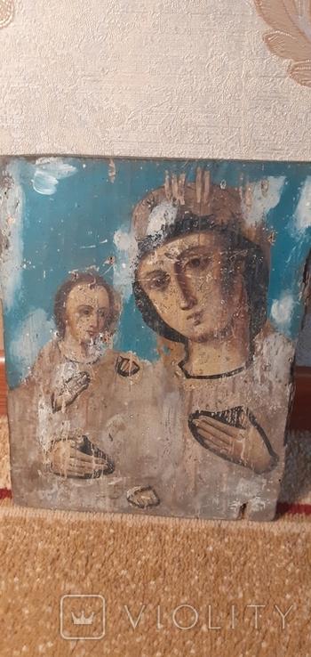 Ікона  Богородиця, фото №2