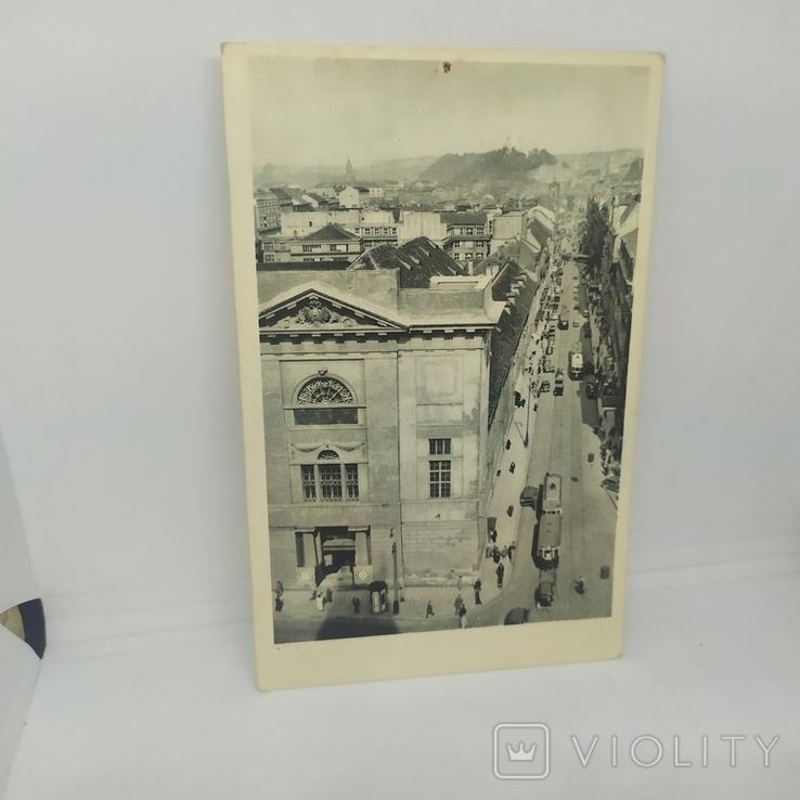 Открытка Прага. чистая, фото №2