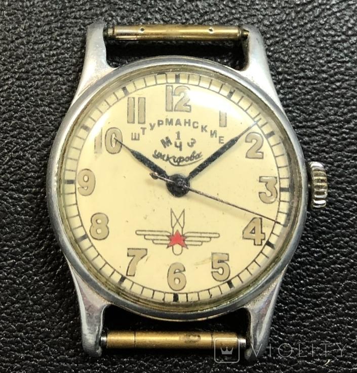 Часы Штурманские - на ходу, фото №2