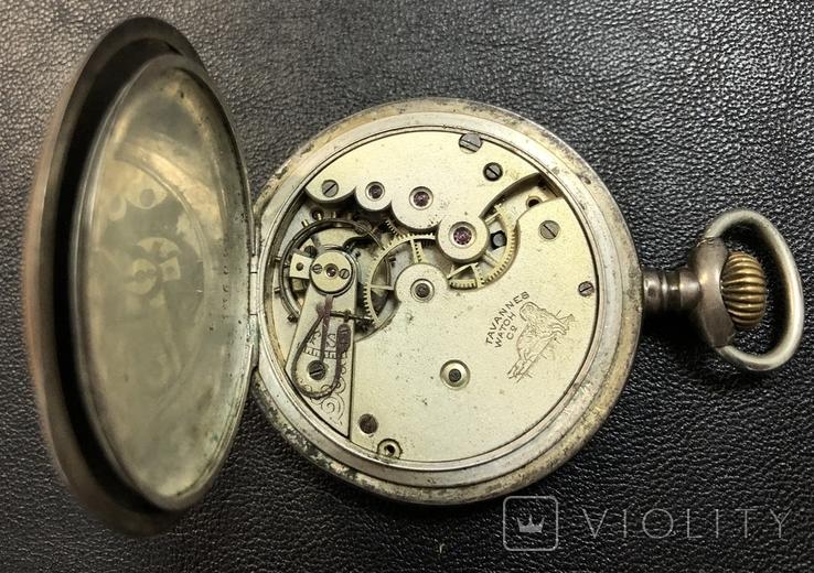 Часы Tavannes Watch Co, фото №10