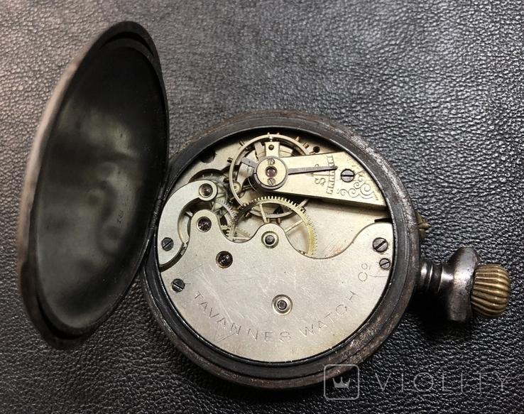 Часы Tavannes Watch Co, фото №9