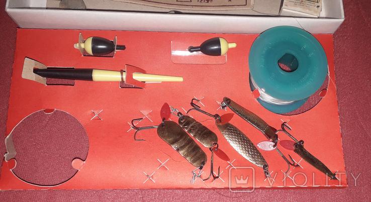 Набор рыболовный подарочный, фото №4