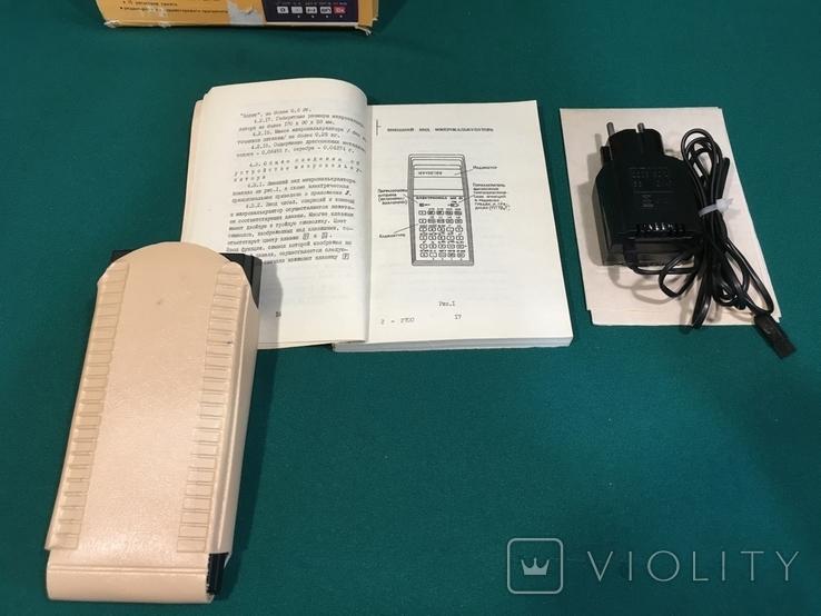 Микрокалькулятор Электроника МК-61, фото №10
