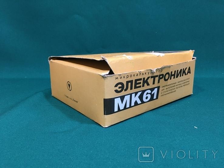 Микрокалькулятор Электроника МК-61, фото №13