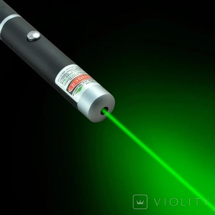 Лазерная указка 5 мВт