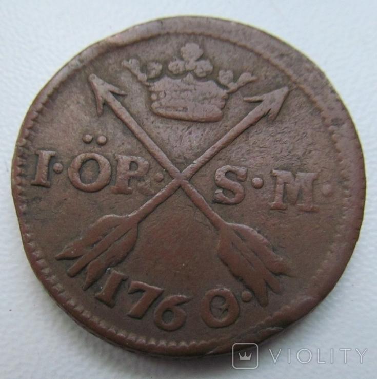 2 монеты Швеции, фото №4