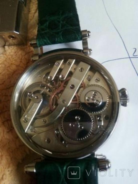 Швейцарские часы с механизмом Le Coultre .1910 г, фото №3