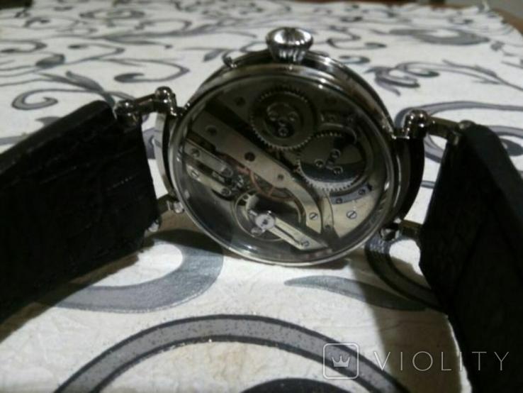 Швейцарские часы с механизмом Le Coultre .1910 г, фото №4