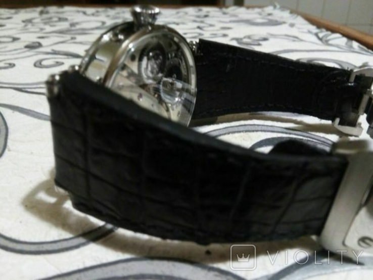 Швейцарские часы с механизмом Le Coultre .1910 г, фото №7