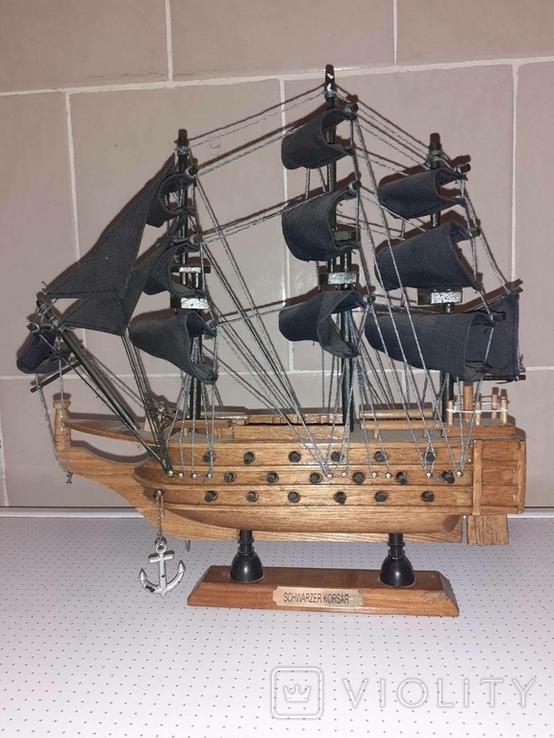 Масштабная модель корабля., фото №2