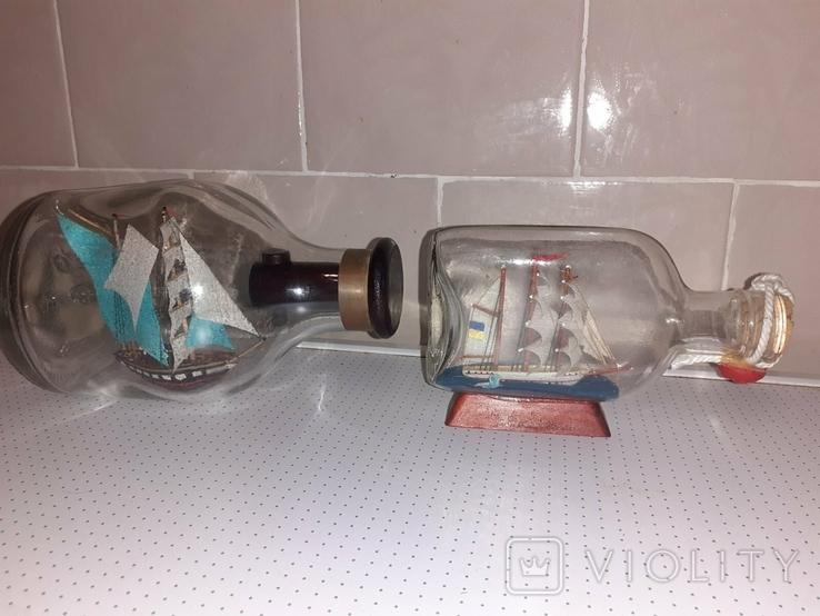 Две модели кораблей одним лотом., фото №2