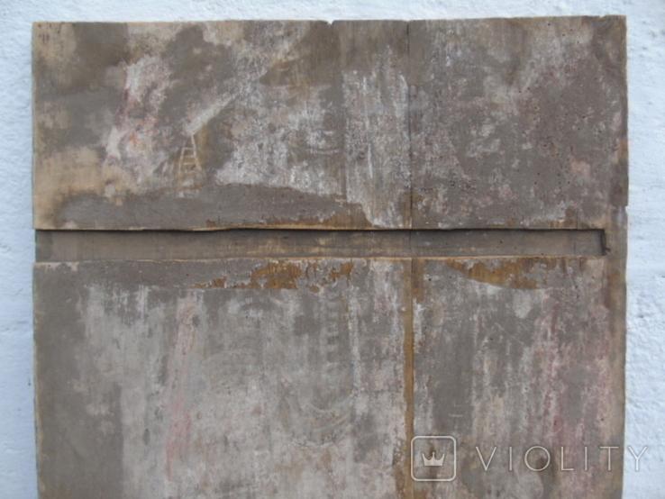 Страшный суд. Большая храмовая икона, фото №11