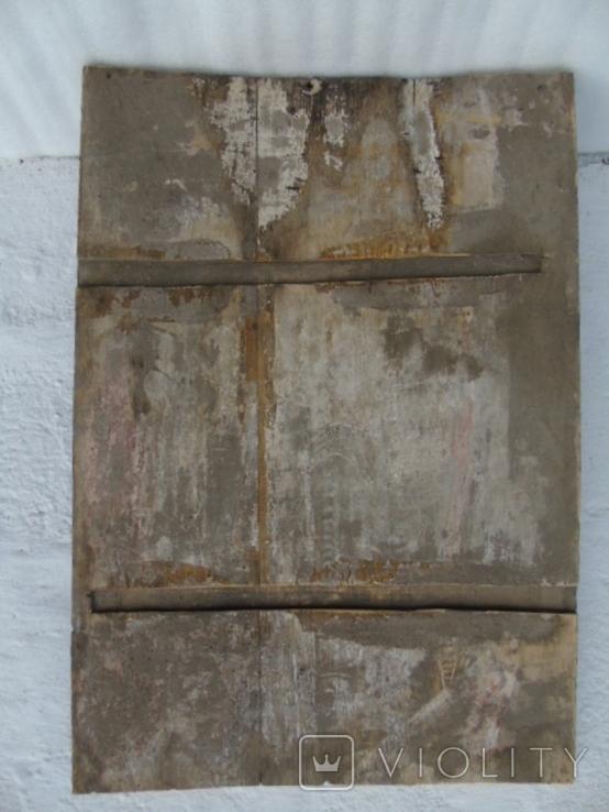 Страшный суд. Большая храмовая икона, фото №13