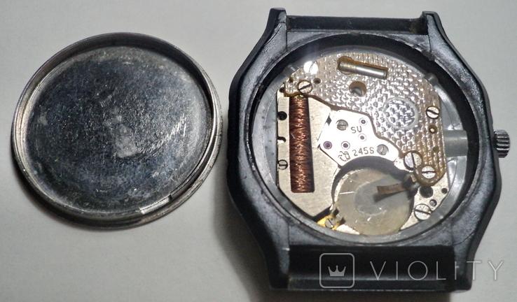 Часы полет кварц СССР, фото №10