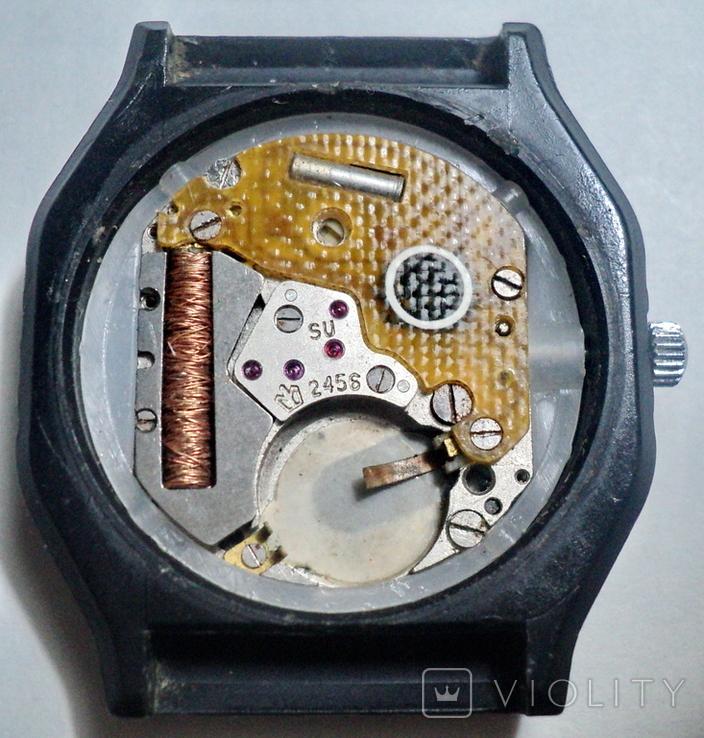Часы полет кварц СССР, фото №11
