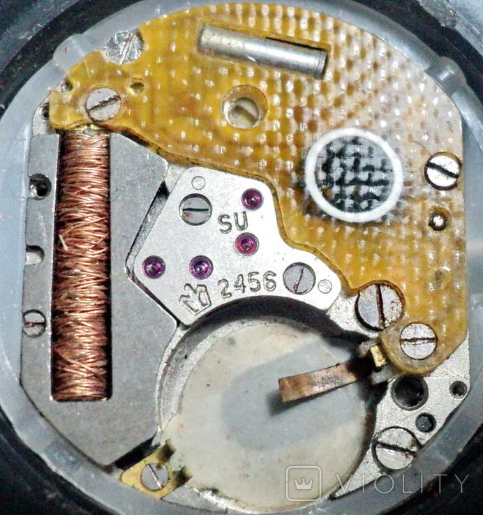 Часы полет кварц СССР, фото №12