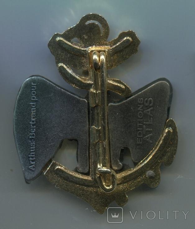Франция. 3-й Колониальный полк Морской Пехоты, фото №3