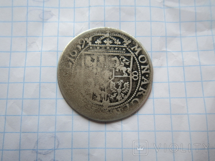 Орт 1659 год., фото №5