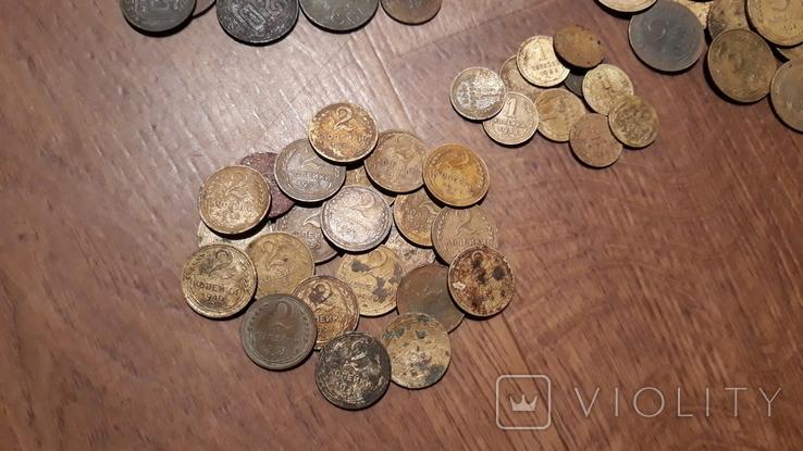 160 монет дореформы, фото №3