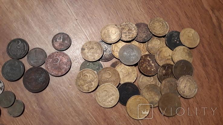 160 монет дореформы, фото №6