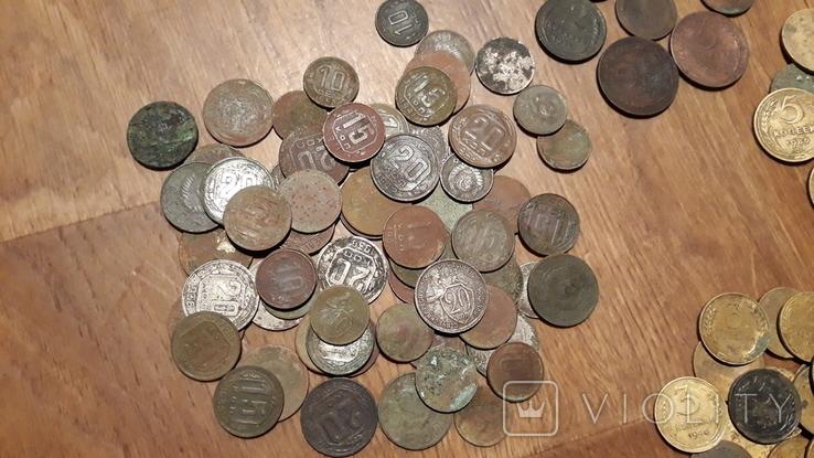 160 монет дореформы, фото №8