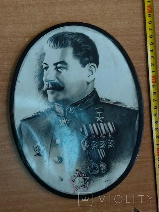Портрет Сталина, фото №2