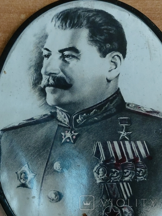Портрет Сталина, фото №3