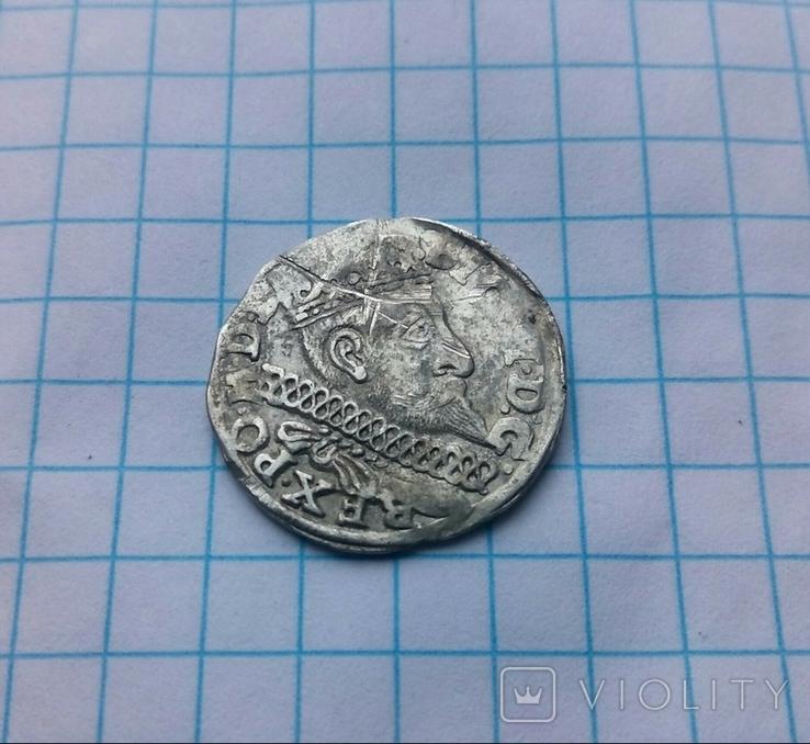 Три гроша 1597, фото №6