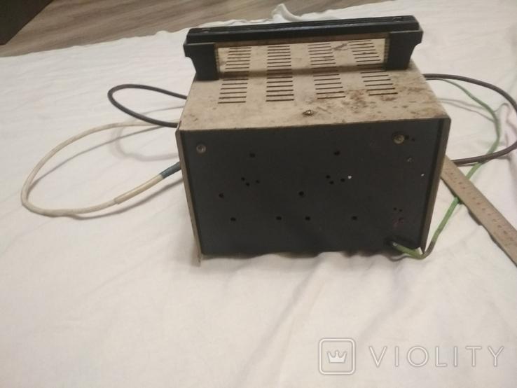 Зарядно-пусковое устройство Эффект, рабочее, советского времени, фото №8